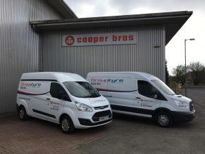 Group Tyre - Cooper Bros Fleet